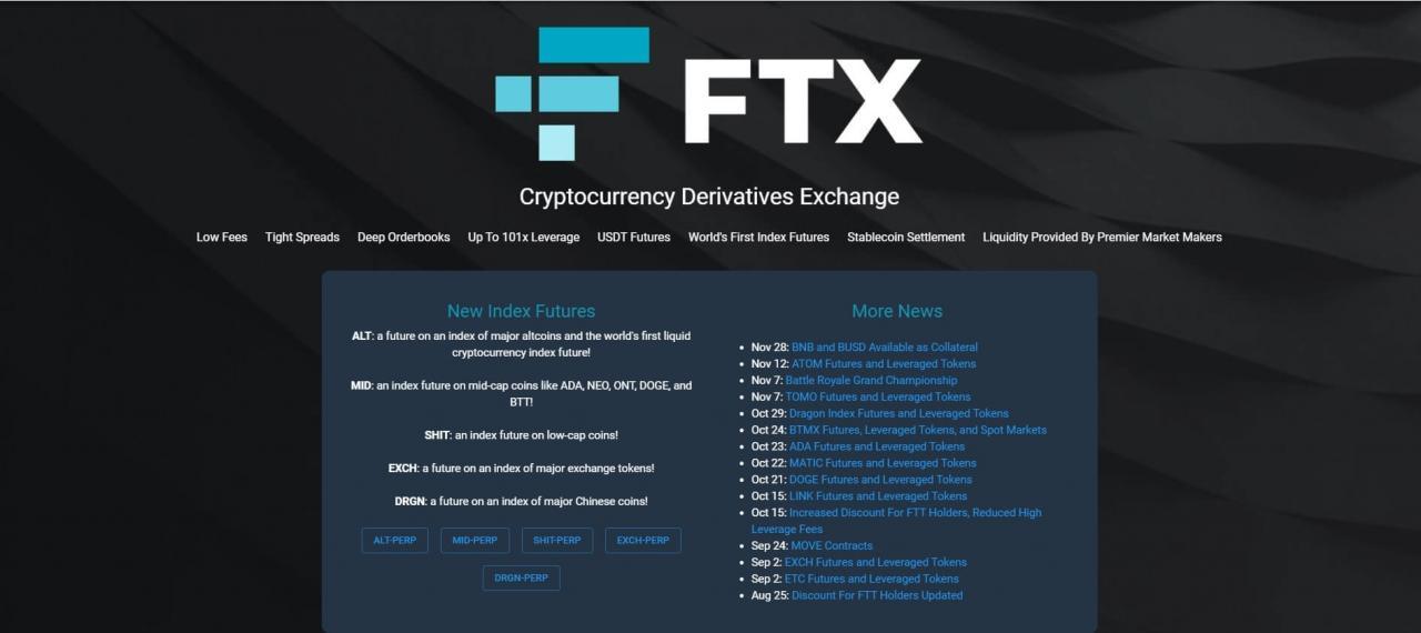 ftx site